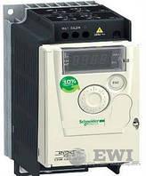 Частотный преобразователь Schneider Electric (Шнайдер) Altivar 12 ATV12H018M2 0,18 кВт 220 В