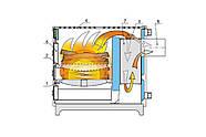 Твердотопливный котел-плита Kalvis-4СM, фото 2