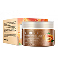 Скраб для тела BIOAQUA Body Scrub Almond на основе миндаля 120 г