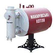 Твердотопливный котел Макагротех ТГУ-600В 25 кВт, фото 4