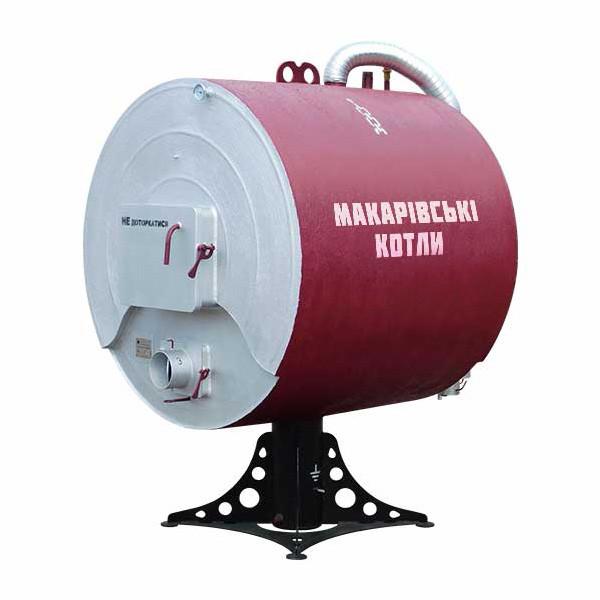 Твердотопливный котел Макагротех ТГУ-1200В 95 кВт