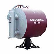 Твердотопливный котел Макагротех ТГУ-1200В 95 кВт, фото 4