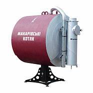 Твердотопливный котел Макагротех ТГУ-1200В 95 кВт, фото 8