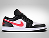 Оригинальные женские кроссовки Air Jordan 1 Low (DC0774-004)