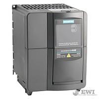 Частотный преобразователь Siemens (Сименс) Micromaster 440 6SE6440-2AB13-7AA1 0,37 кВт 220 В