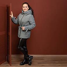 """Женская курточка с завязками на рукавах """"Бант"""" сезон весна-осень, фото 2"""