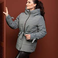"""Женская курточка с завязками на рукавах """"Бант"""" сезон весна-осень, фото 3"""