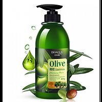 Шампунь для волосся BIOAQUA Olive Shampoo з оливковою олією 400 мл