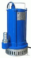 Насос для сточных вод погружной ГНОМ 16-16 (220В) с п.выкл. 16 м3/ч/16 м