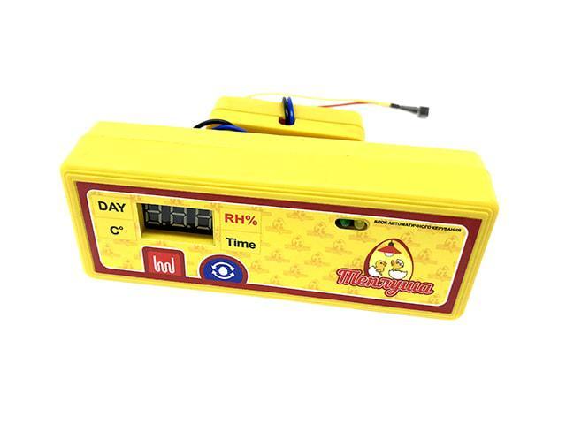Терморегулятор для інкубатора