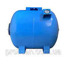 Гидроаккумулятор    80л VOLKS pumpe 10bar гор. (c манометром)