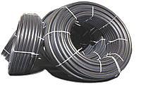 Труба ПЕ для водопроводу ф 50x3.0 мм PN 6 (100 м. п.)