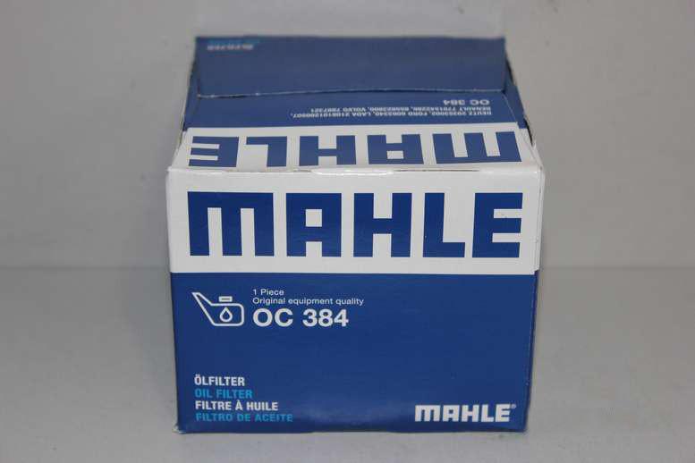 Масляний фільтр Mahle Knecht (ВАЗ 2108 - 2115, 2170-2172, 1118, 2110)