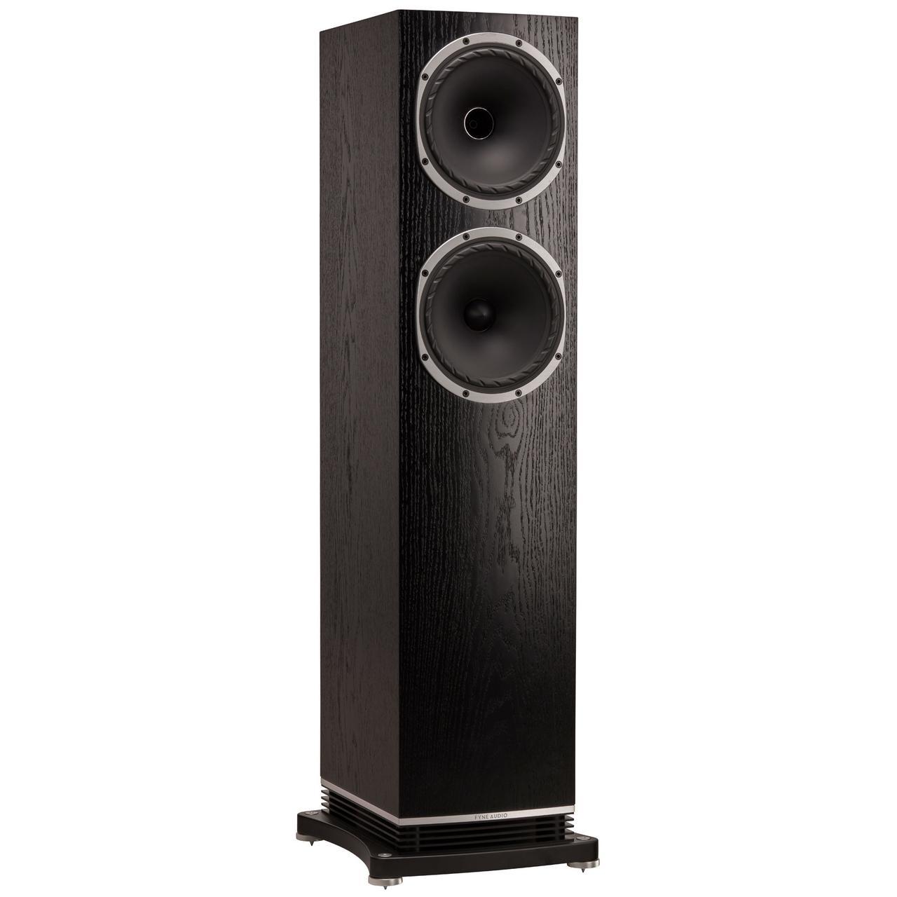 Напольная акустика Fyne Audio F502 Black Oak
