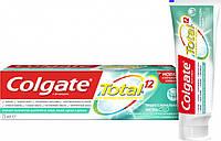 """Зубная паста-гель """"Профессиональная Чистка"""" Colgate Total 12 75 мл"""