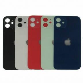 Задняя крышка для Apple iPhone 12 золотистая, фото 2
