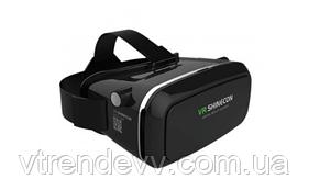 Очки виртуальной реальность VR BOX Shinecon с пультом Black