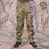 Камуфляжні штани MМ-14 пояс с резинкою і під ремінь, фото 4