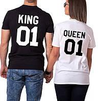 Парные футболки, фото 1