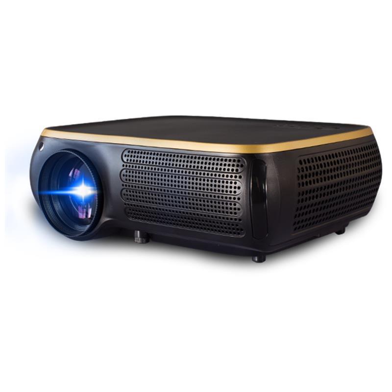 Проектор Poner Saund HTP M8 LCD 1080P 4K HD 3D LED