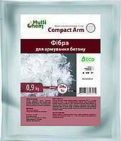Фібра поліпропіленова Сompact Arm Premium 12 мм 0,9 кг., фото 1