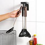 Настенный органайзер подвесной держатель для кухонных принадлежностей Kitchenware Collecting Hange, фото 2