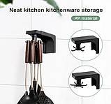 Настенный органайзер подвесной держатель для кухонных принадлежностей Kitchenware Collecting Hange, фото 4