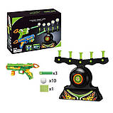 Іграшка Hover Shot Стрільба по ширяючим кулькам | Літаючі мішені стрілянина, фото 5
