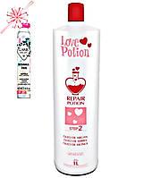 Кератин для випрямлення волосся Love Potion 1000 мл + ПОДАРУНОК!