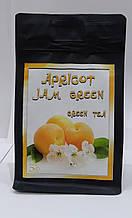 Чай Абрикосовий джем зелений 150 гр