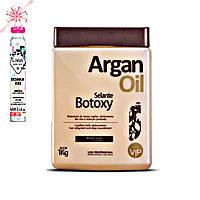 Ботокс для волосся New Vip Argan oil Ztox 950 г + ПОДАРУНОК!, фото 1
