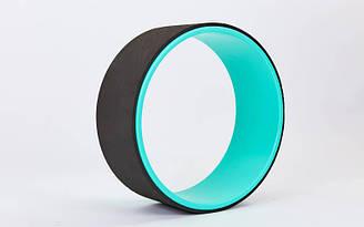 Колесо-кольцо для йоги planeta-sport Record Fit Wheel Yoga FI-7057 Мятный, КОД: 2312272