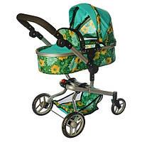 Детская коляска, игрушечная коляска для куклы зимняя 9695 11/36.2