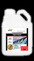 Пластификатор для увеличения прочности бетона Compact 300. Предотвращение высолов, 10 л