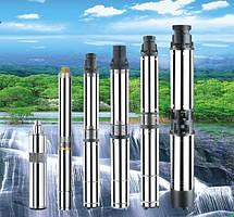 Погружные скважинные насосы для воды
