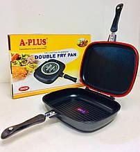 Сковорода гриль двухсторонняя A-PLUS FP-1500 (12 шт)