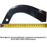 Нож для почвофрезы IT-190мм(левый)