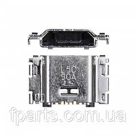 Коннектор зарядки Samsung J100, J250, J320, J330, J500, J530, J600, J730, G610, A600, A605, A810, T350/T355