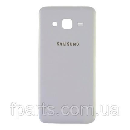 Задняя крышка Samsung J700 Galaxy J7, White, фото 2