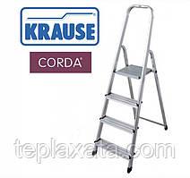 Лестница-стремянка KRAUSE Corda 4 ступени
