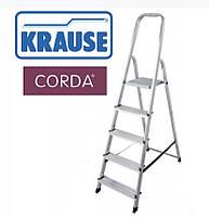 Лестница-стремянка KRAUSE Corda 5 ступеней