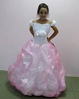 Детское платье «Дикая Роза»