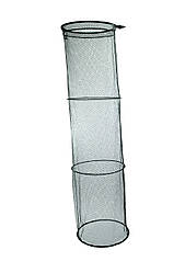 Садок раскладной под колышек Mikado S21-4040-120  1,20м  d=40см прорезиненная сетка