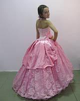 Детское нарядное платье «Эля», фото 1
