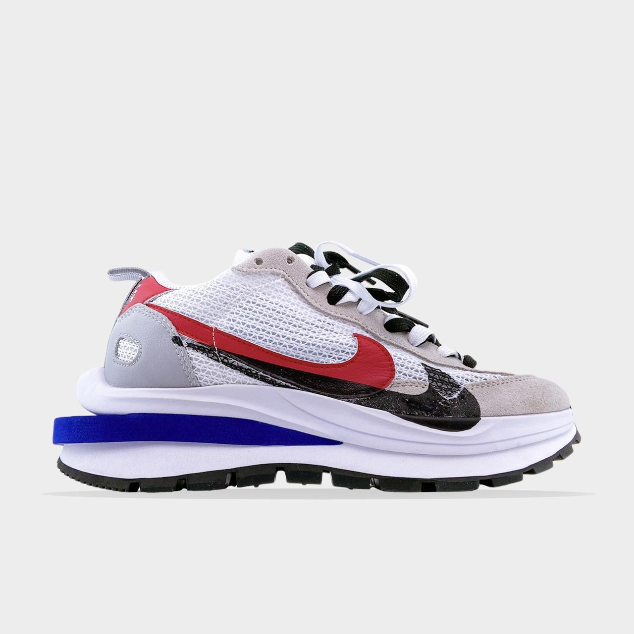 Nike женские демисезонные белые кроссовки на шнурках. Летние женские текстильные кроссы