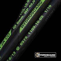 Стандартные резиновые гидравлические шланги (рукава) в оплетке