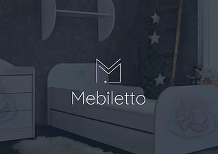 Детская мебель «Mebiletto»