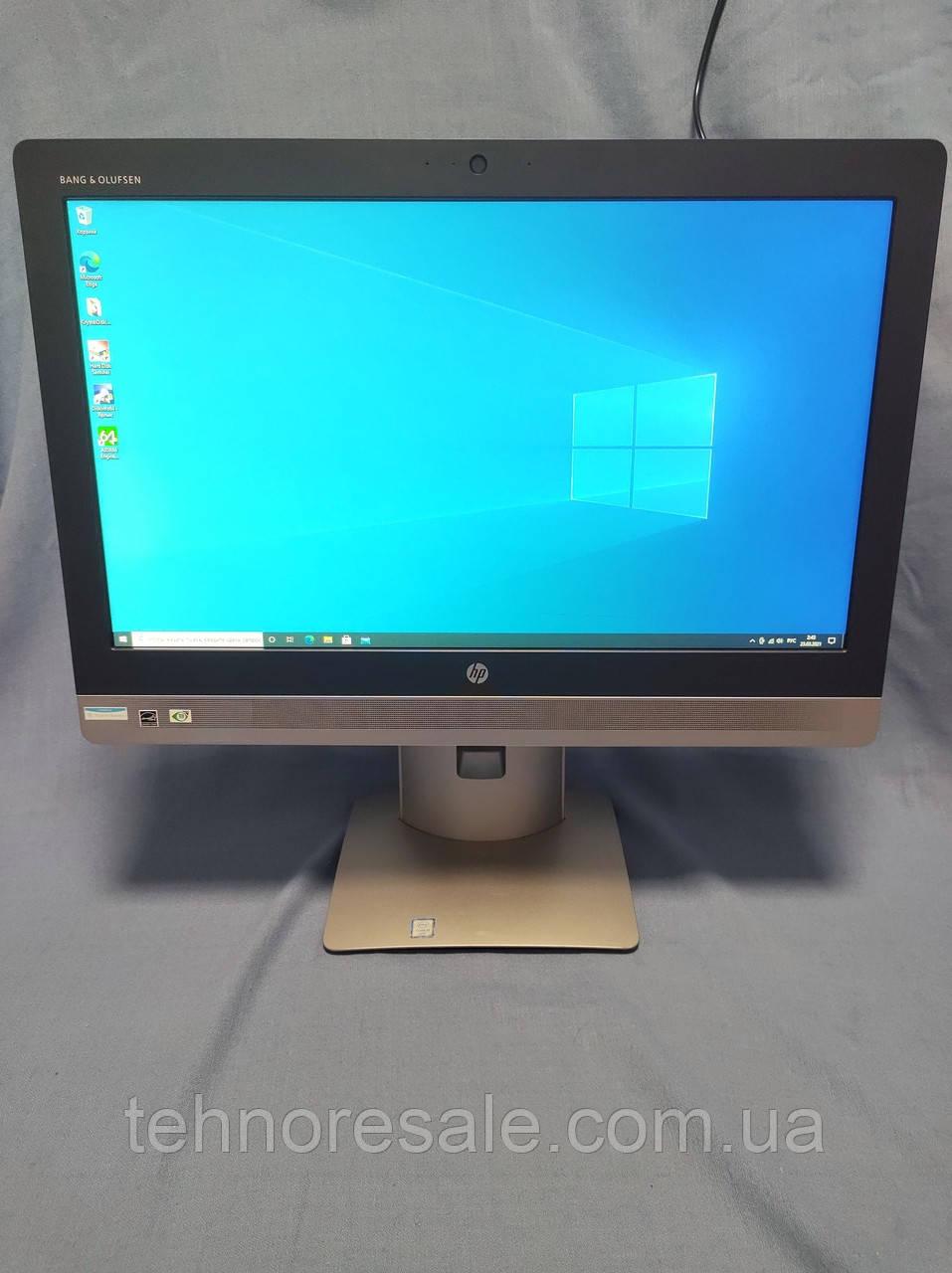"""Моноблок HP EliteOne 800 G2, 23"""", i5-6500, DDR4 4Gb, HDD 500Gb, Wi-Fi"""