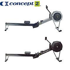 Гребний тренажер Concept 2 модель D (монітор РМ5)