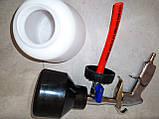 Піногенератор торнадор апарат для хімчистки салонів авто, ковроов, фото 4